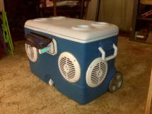 Diy Ice Chest Stereo Avs Forum Home - Year of Clean Water