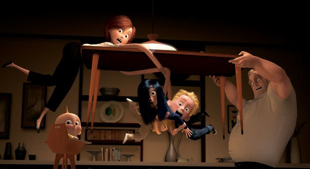 Image result for the incredibles animation process