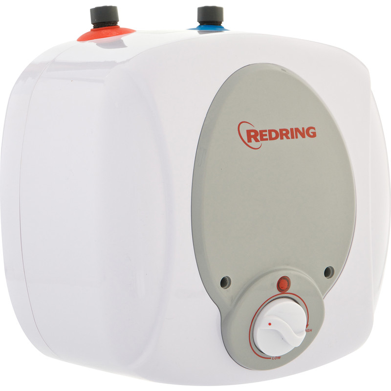 water heater electric under sink