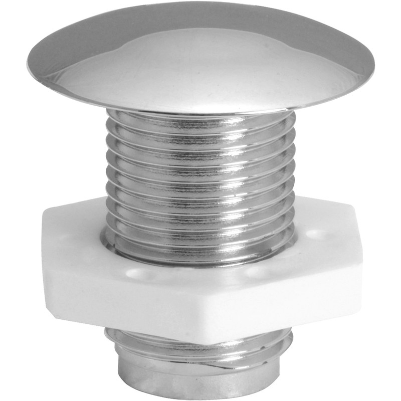 tap hole stopper cp with nipple for chain