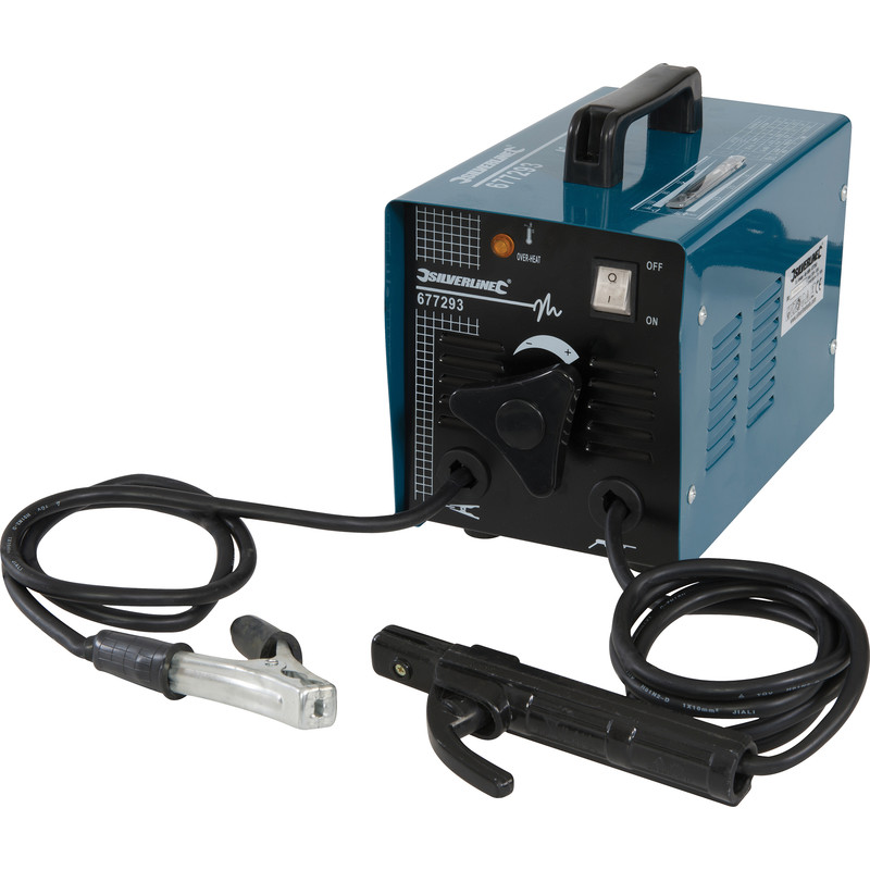 silverline arc 100 welder