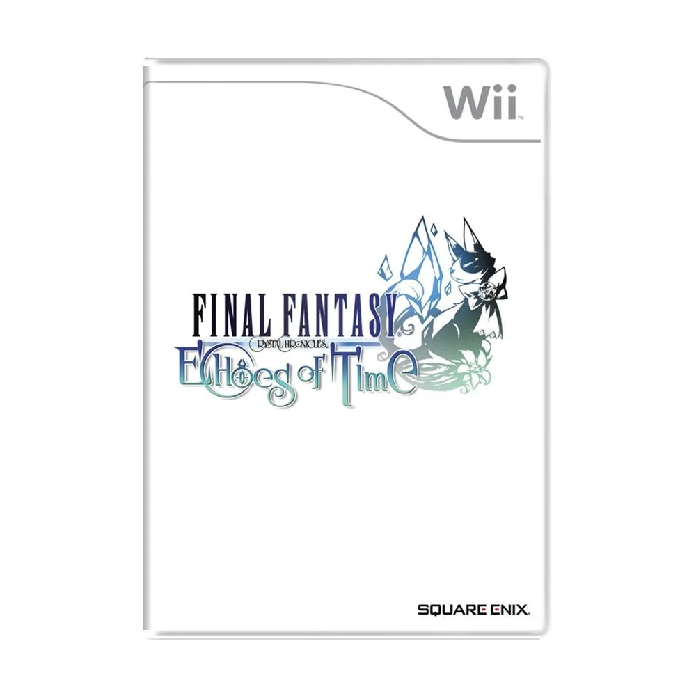 Jogo Final Fantasy Crystal Chronicles: Echoes of Time