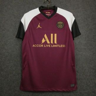 Camisa Paris Saint Germain 2020-21 (Third-Uniforme 3) - ACERVO DAS CAMISAS
