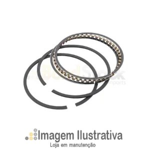 Anéis De Segmento Std Besta Gs Kia Bongo K2700 94,5mm