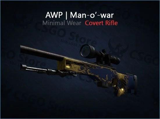 awp man o war