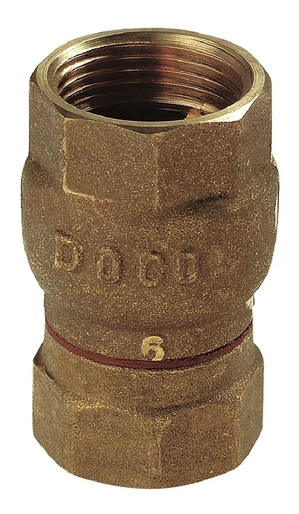 Vlvula de Reteno Vertical DN20 34 30100600 Docol