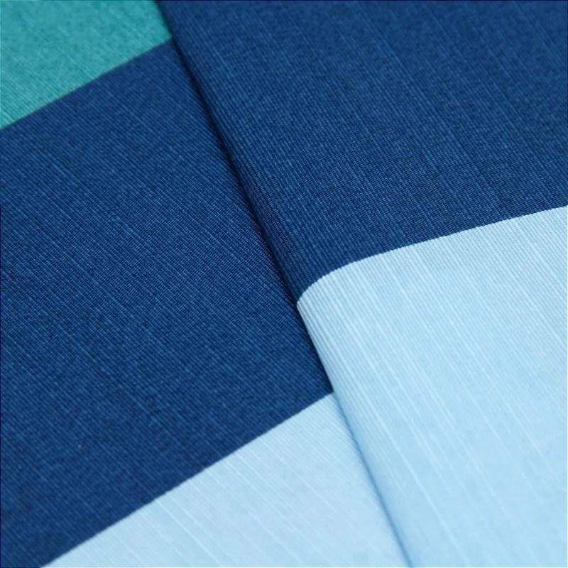 Tecido Listrado Grosso Azul Verde e Azul claro  Turquesa 34  Site de tecidos para sof cortinas papel de parede e mveis
