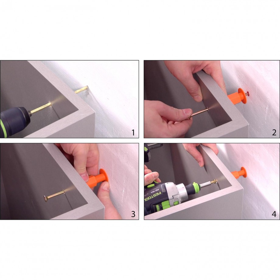 SpacePlug  Adjustable Wall Cabinet Spacer  Shims
