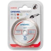 Dremel DSM540 Tile Cutting Wheel - Circular Saw Blades ...