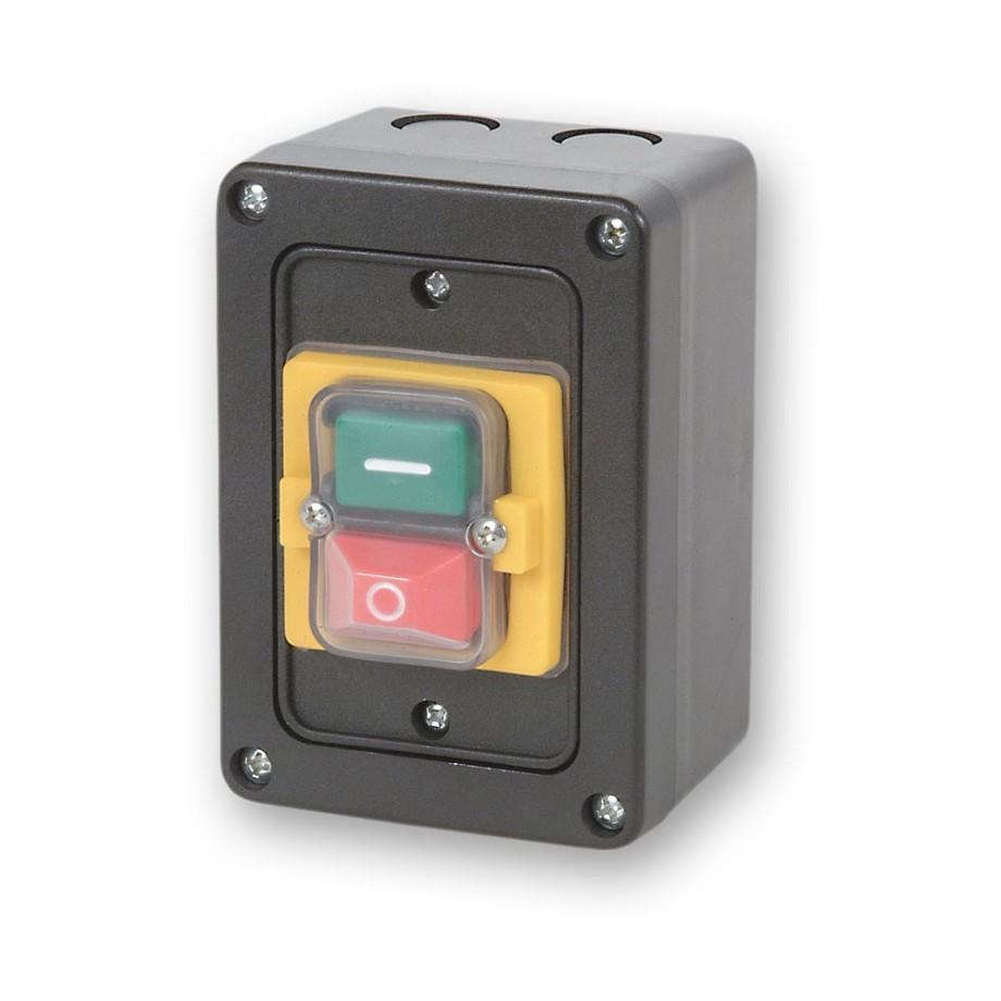 hight resolution of kedu kjd12 nvr switch 230v 1ph c w box motors switchgear wiring a kjd12 switch
