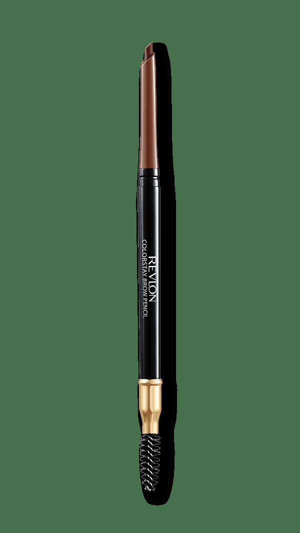 ColorStay Brow Pencil With Blending Eyebrow Brush Revlon