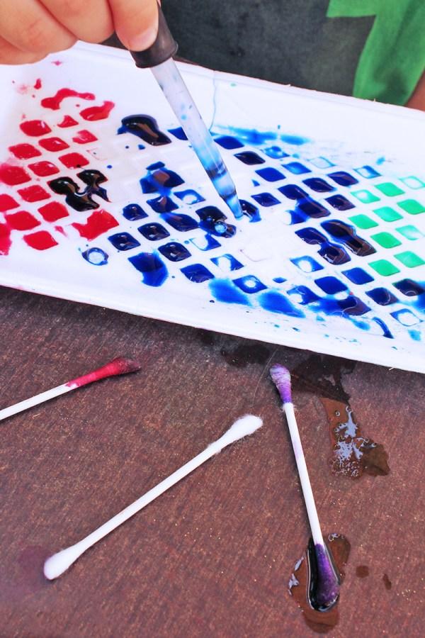 Pattern Art Projects for Kids