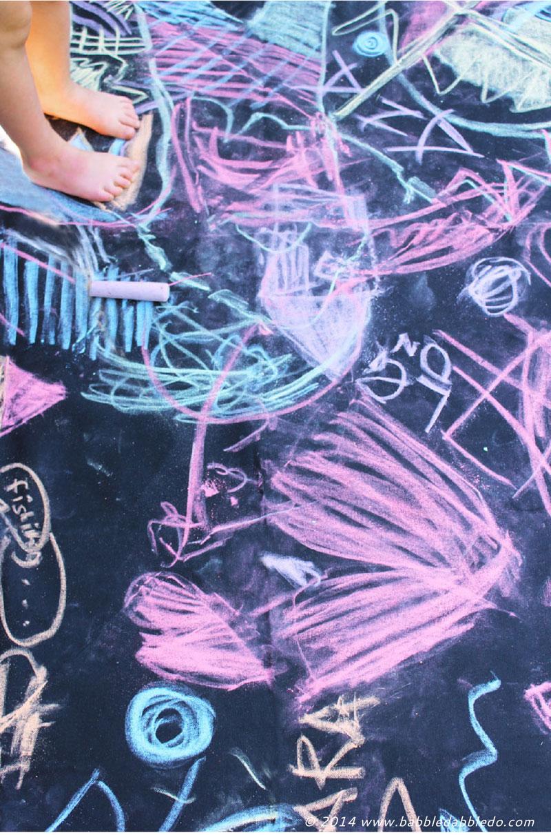 Graffiti Ideas Easy : graffiti, ideas, Easy-Art-Activities-for-Kids-Washable-Graffiti-BABBLE-DABBLE-DO-title3, Babble, Dabble