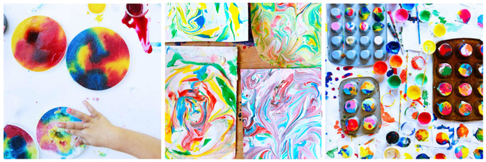 20 preschool art projects