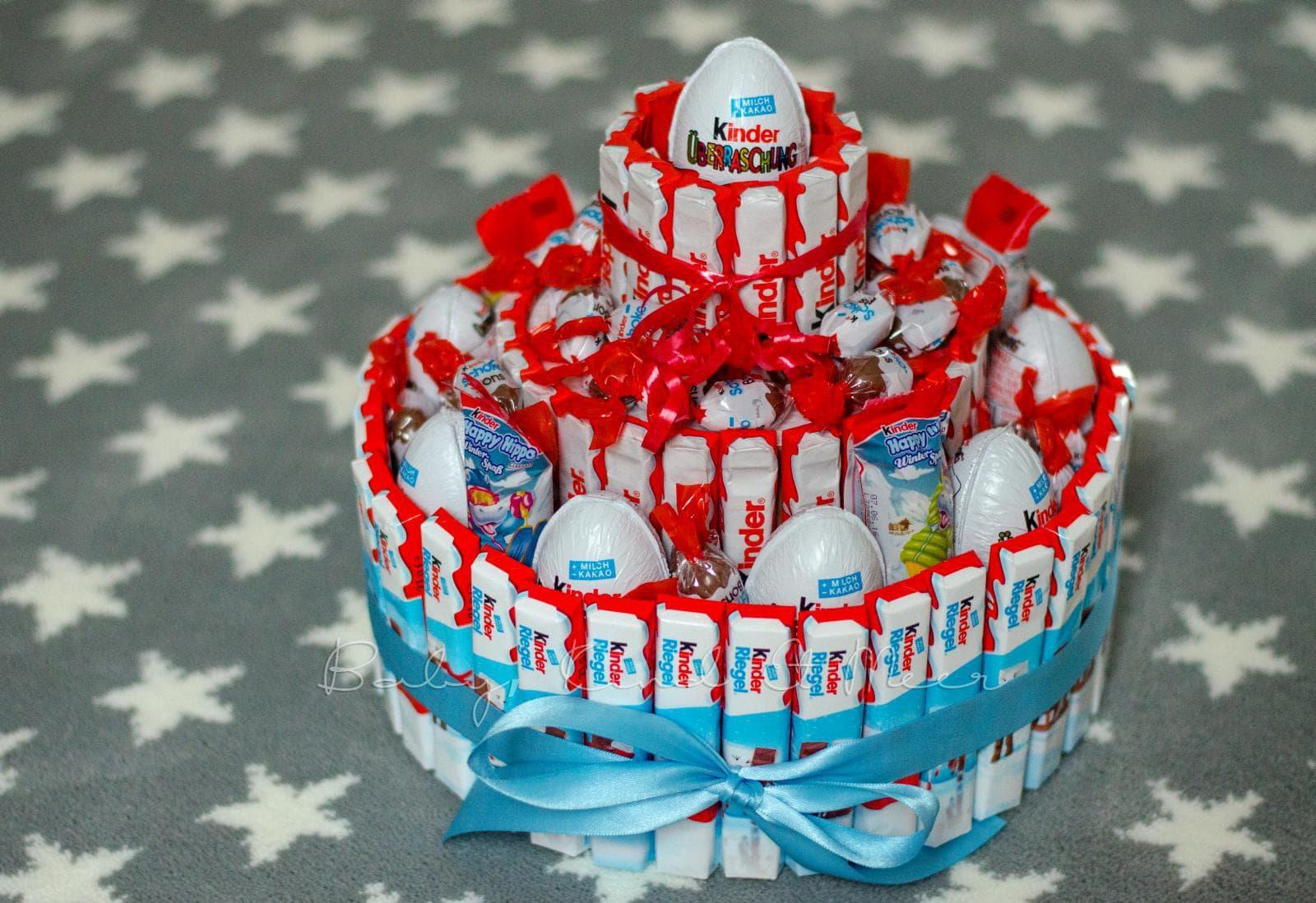 Kuchen Fur Kinder Selber Machen Candy Bar Cake