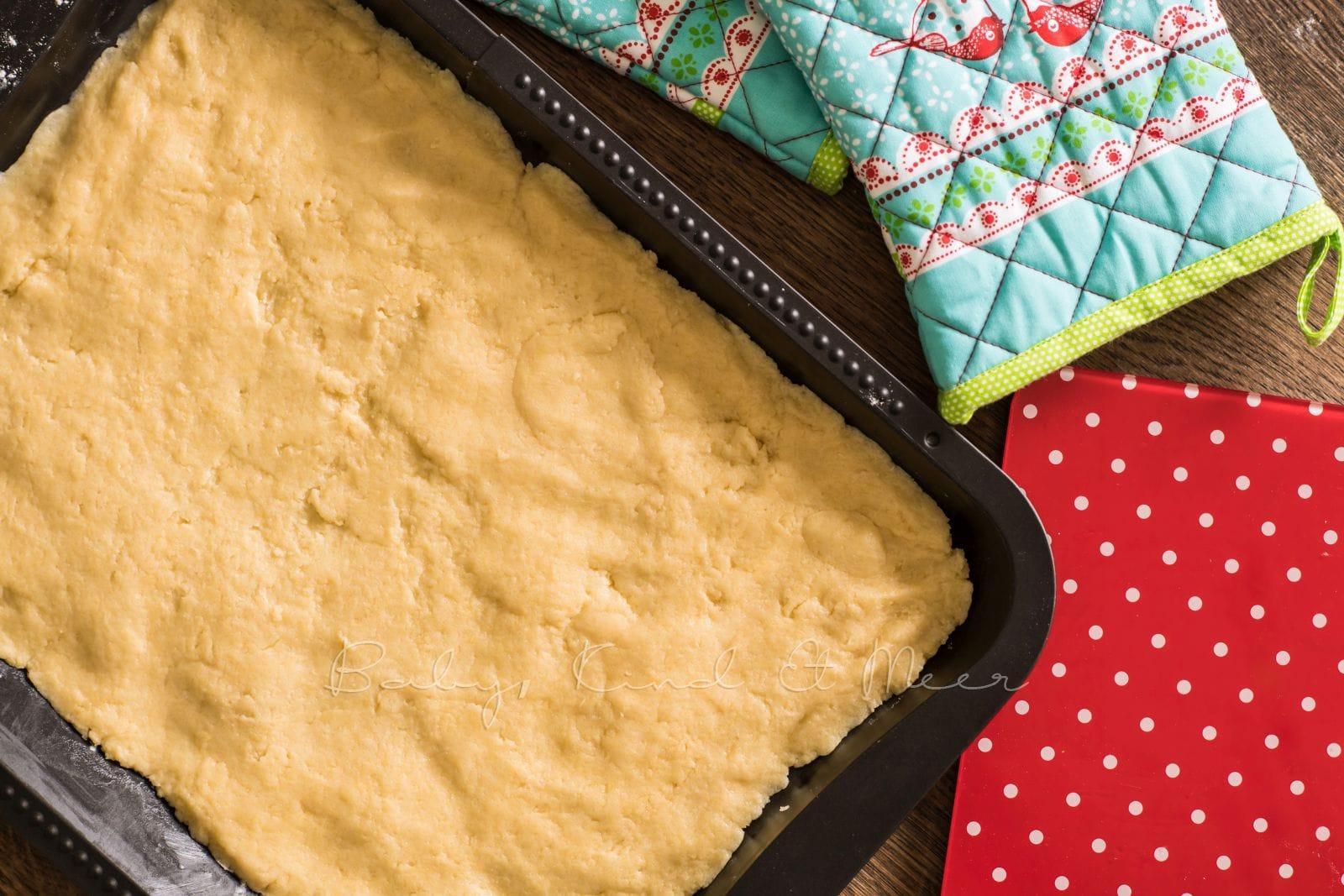 Quark Mandarinen Kuchen Blech In Unserer Familie Geht S Nicht Ohne