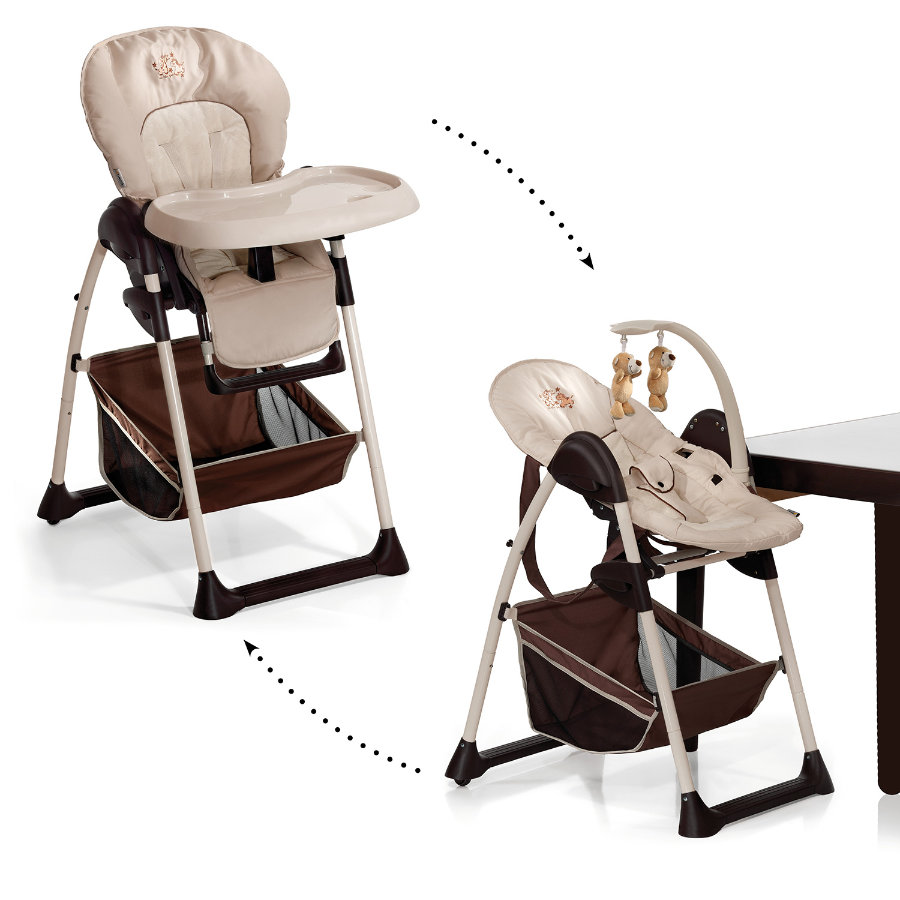 Hauck High Chair Hauck Highchair Sit N Relax Zoo
