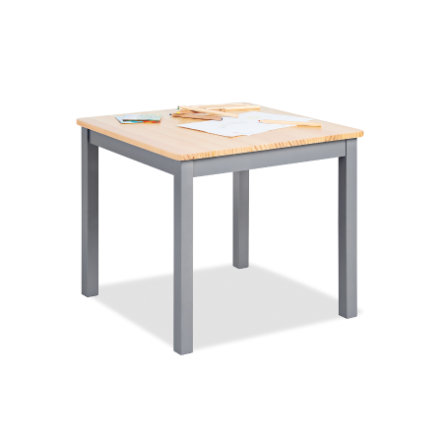 table enfant fenna bois gris naturel