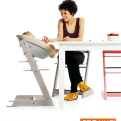 Tripp Trapp High Chair Swivel Ashley Furniture Stokke Information Back In Action Reg Newborn Set Trade Using Your