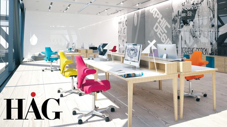 hag posture chair beach webbing office chairs back in action