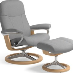 Stressless Chair Sizes Howard Elliott Puff In Stock Recliners Back Action