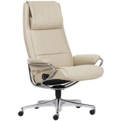 Stressless Office Chairs Uk Black Kitchen Paris Recliner By Ekornes Back In Action Chair