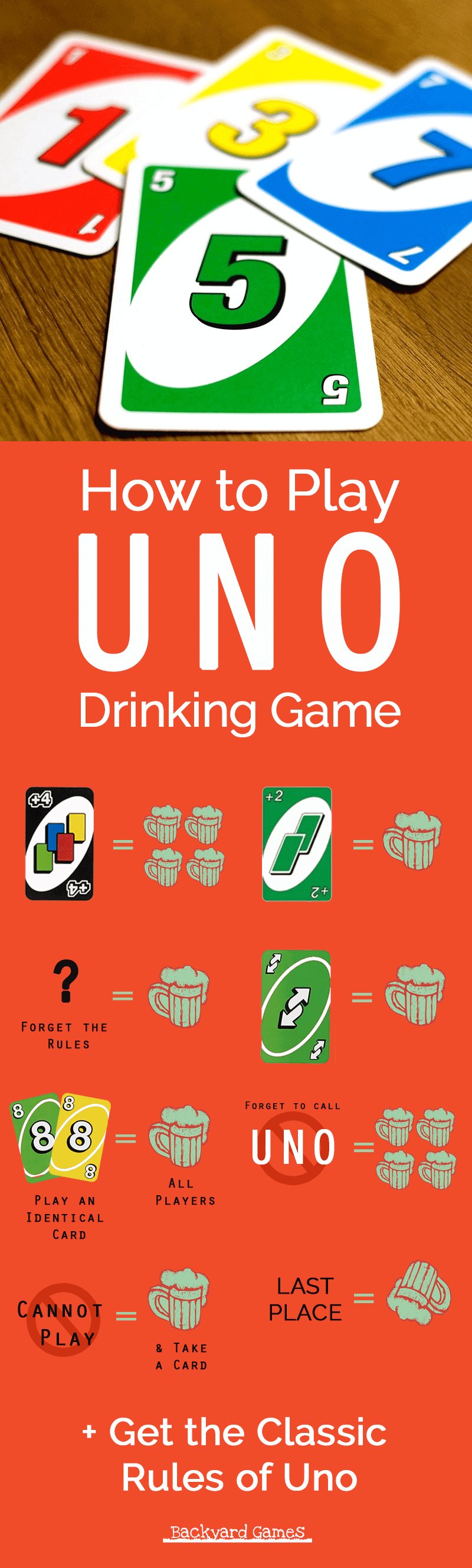 drunk uno how to