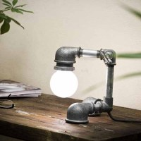 Flowing electricity - Steel Pipe Lamps42Concepts - Amazing ...