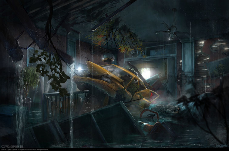Crysis 2 Concept Art42Concepts Amazing Design From Amazing Places