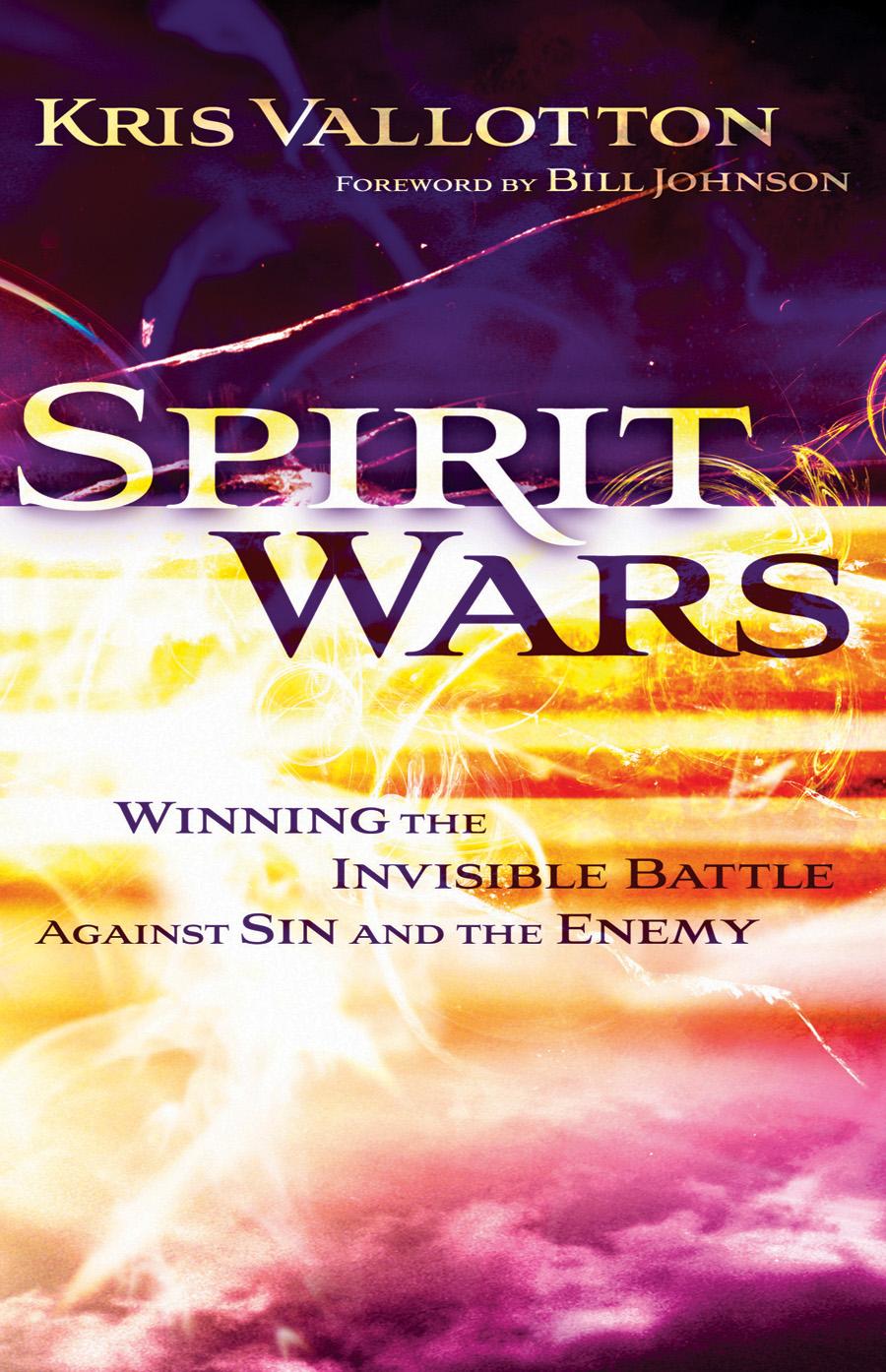 Image result for spirit wars kris vallotton