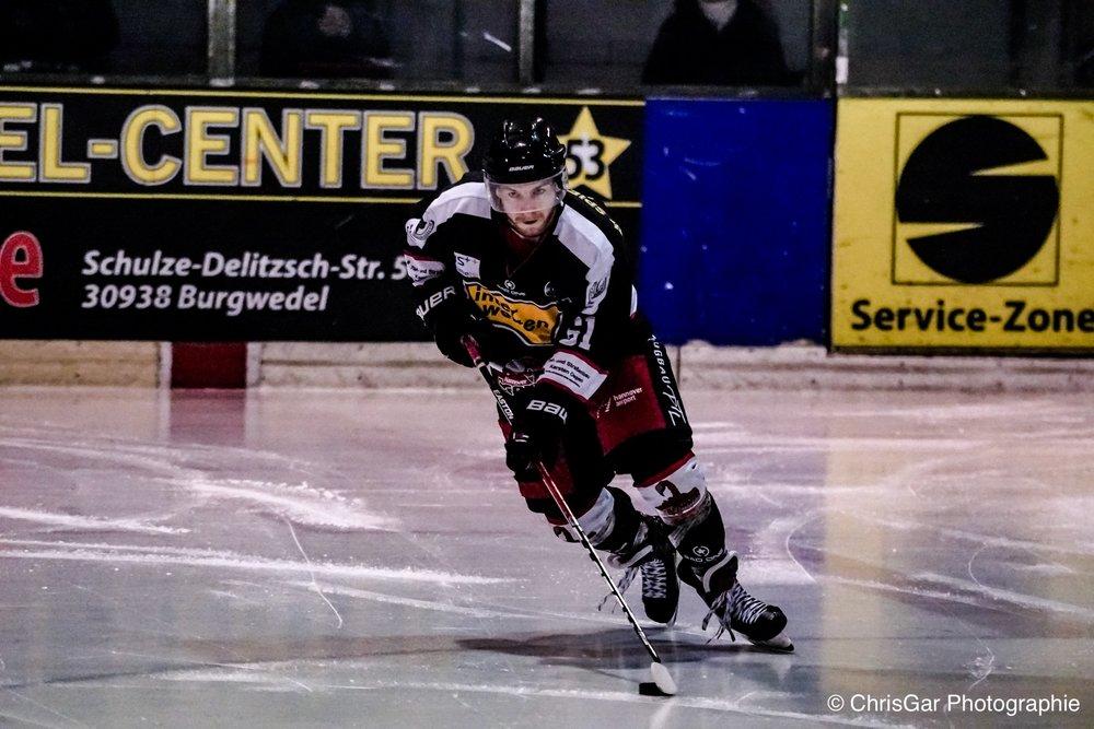 NordOberligist Hannover Scorpions verlngert mit Marek Ringe und Thomson  Eishockey NEWS