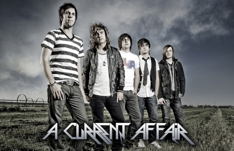 A Current Affair Band In Kingsburg CA