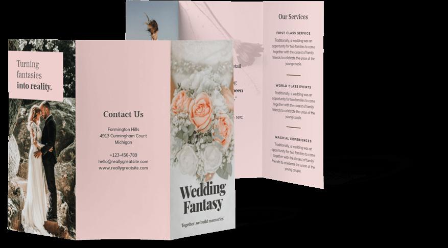 free online brochure maker