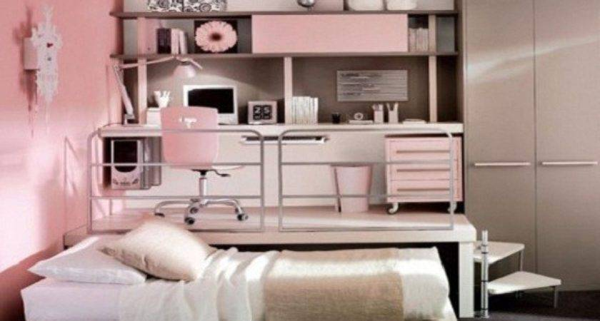 23 Inspiring Small Bedroom Ideas For Teen Girls Photo Barb Homes
