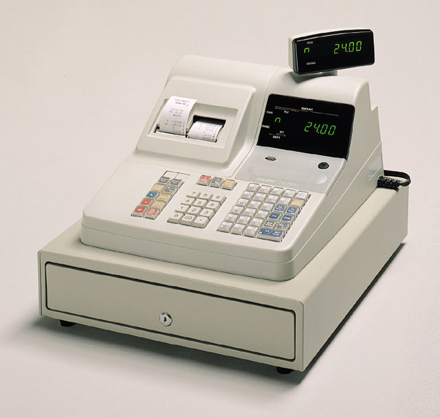Casio CE2400 Cash Register  Best Price Available Online  Save Now