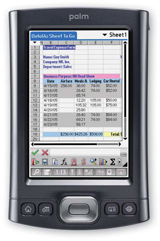 Photo of Palm TX Handheld Mobile Computer