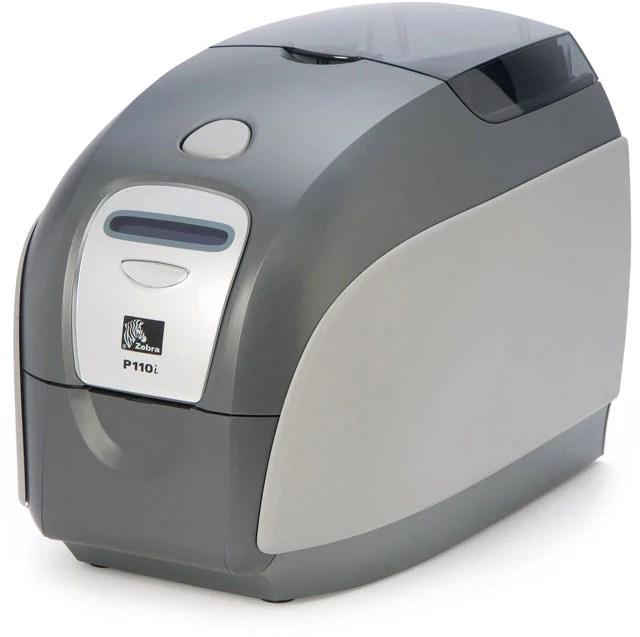 Zebra P110i Card Printer  Best Price Available Online