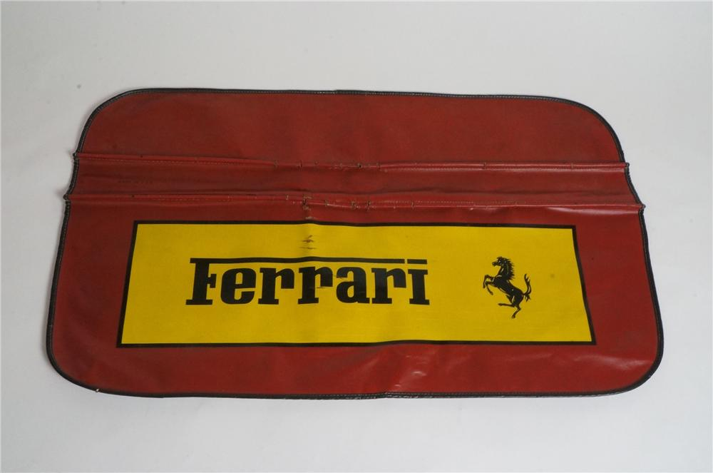 Hard to find late 50searly 60s Ferrari Automotive Fender C