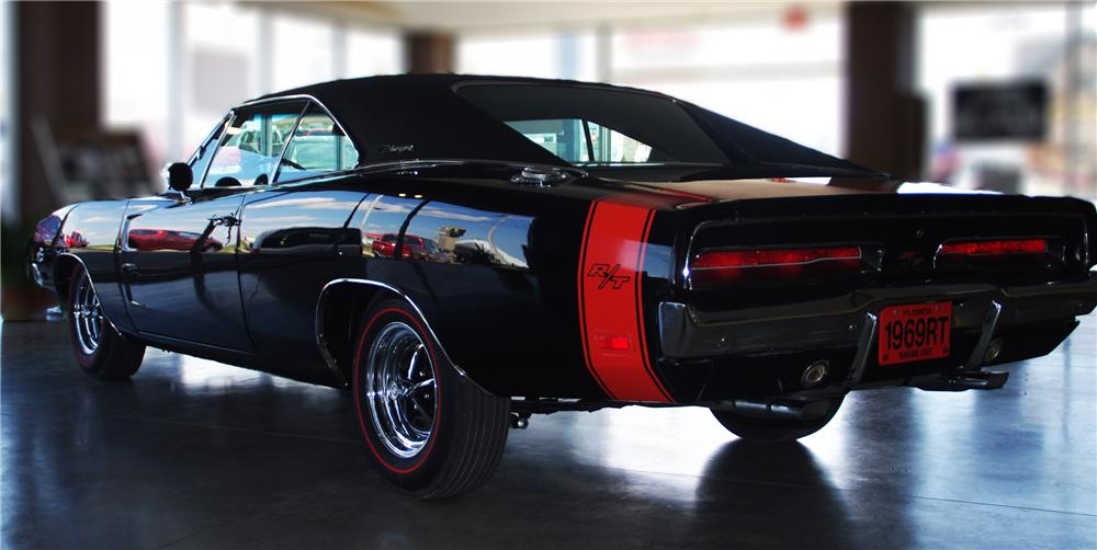 1969 DODGE CHARGER RT COUPE 102313
