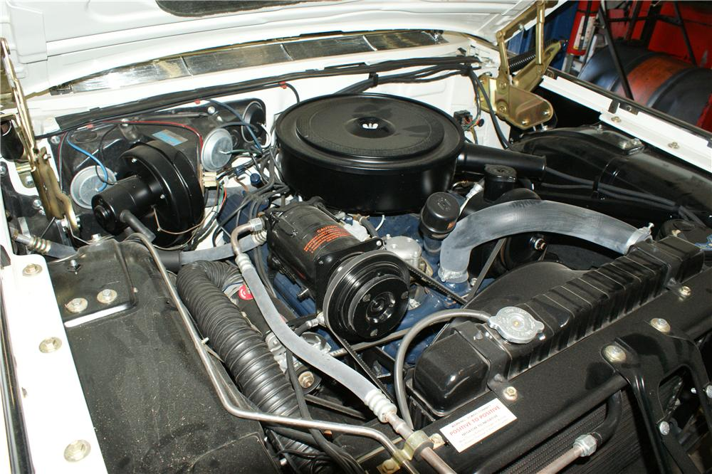 1962 Cadillac 390 Engine On Cadillac Sedan Deville 4 6 Engine Diagram