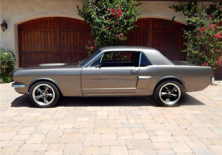 Ford Mustang Body Panels