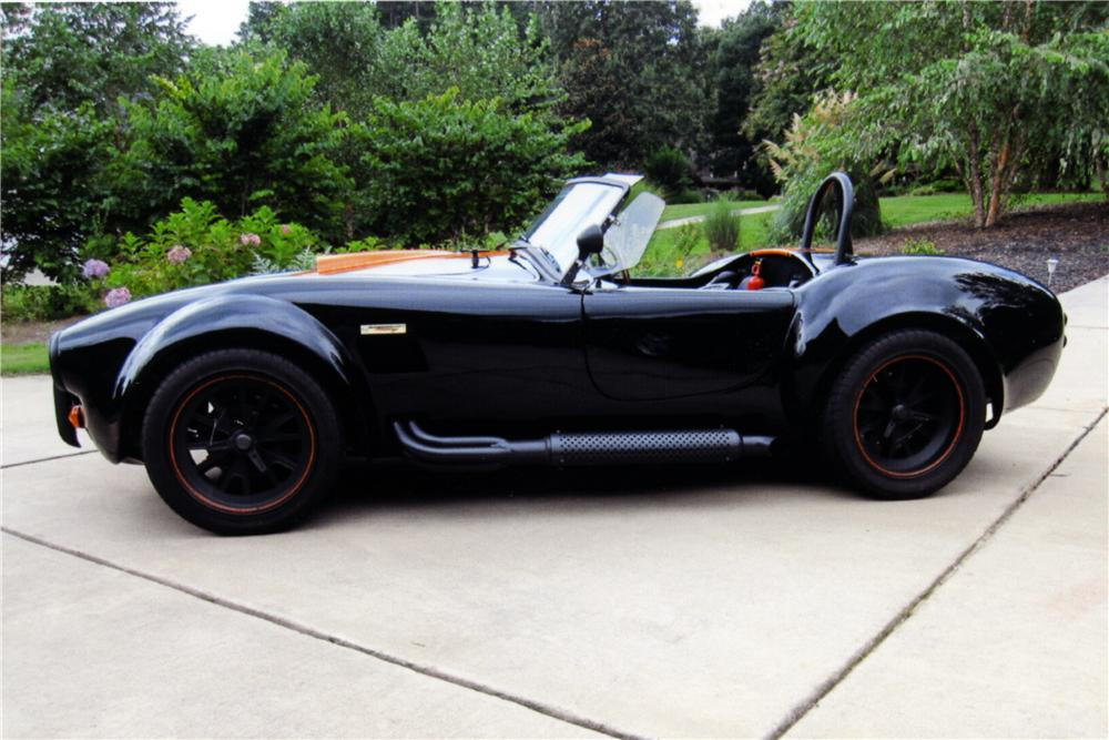 1965 SHELBY COBRA RE CREATION ROADSTER 161214