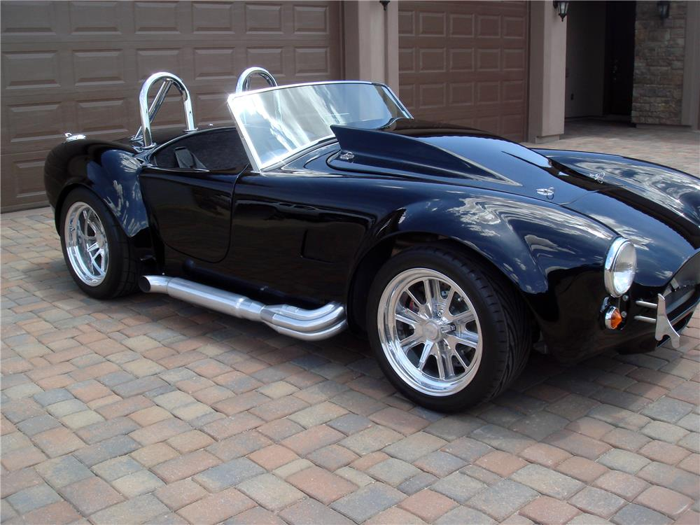1965 SHELBY COBRA RE CREATION ROADSTER 180948