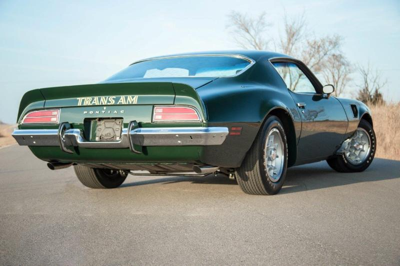 1973 PONTIAC FIREBIRD TRANS AM SUPER DUTY 455 181562