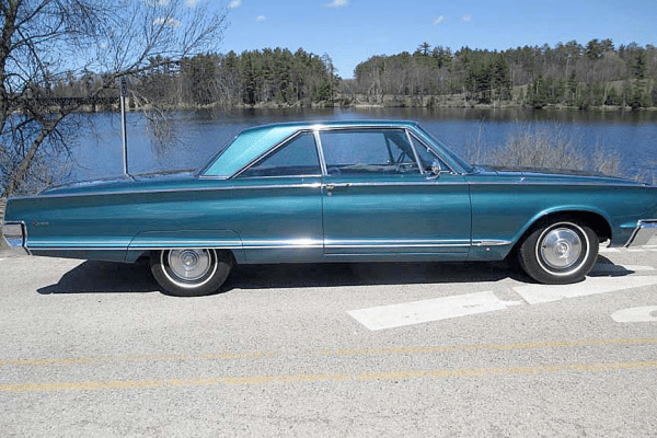 1966 CHRYSLER NEWPORT 196317