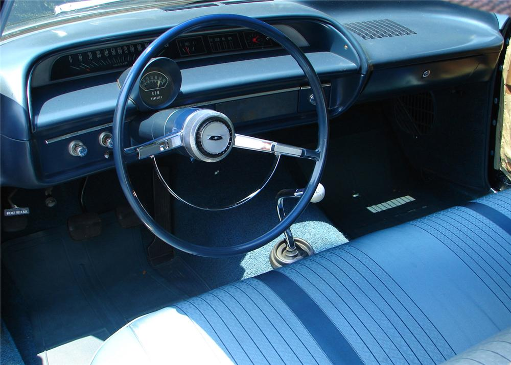 1964 Chevrolet Bel Air 4 Door
