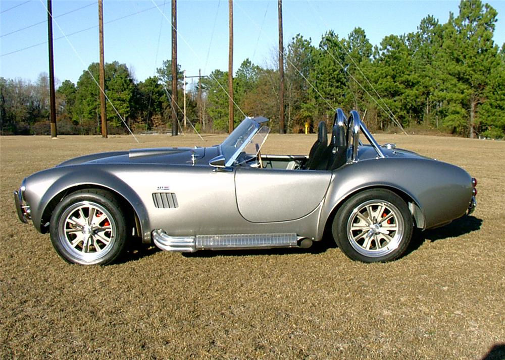 1965 SHELBY COBRA RE CREATION ROADSTER 64045
