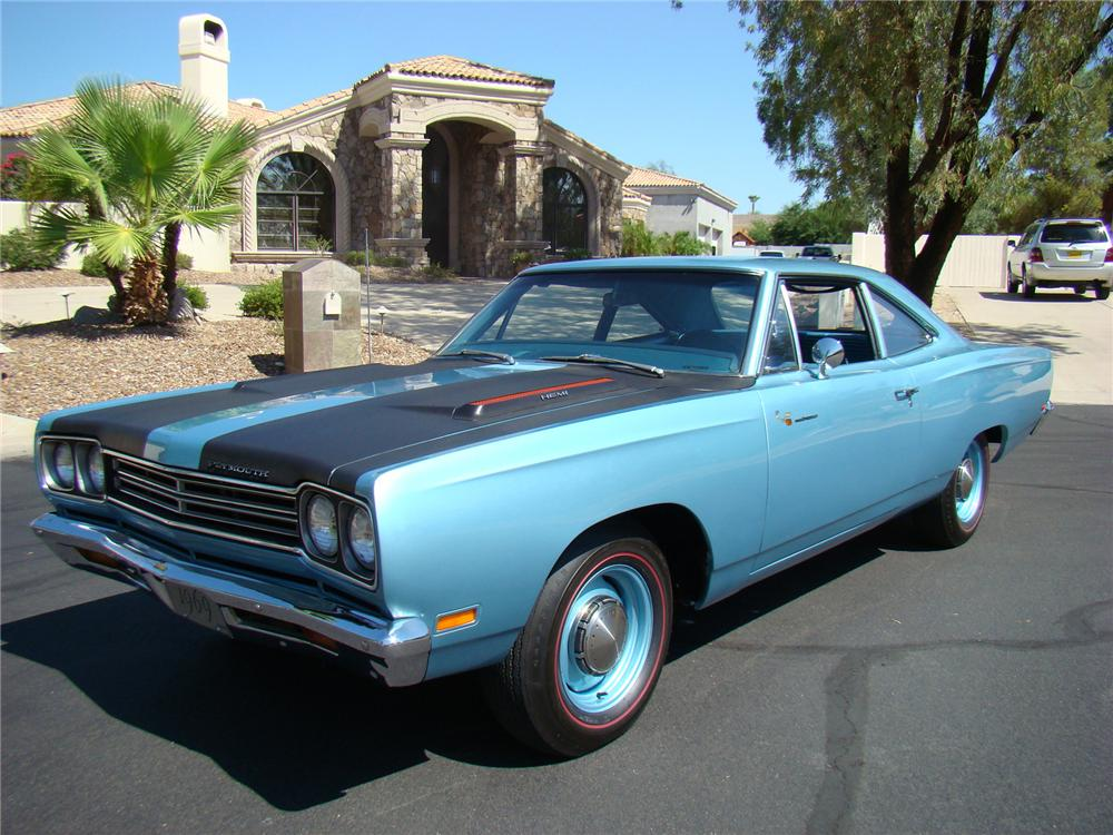 1969 Plymouth Road Runner Hemi