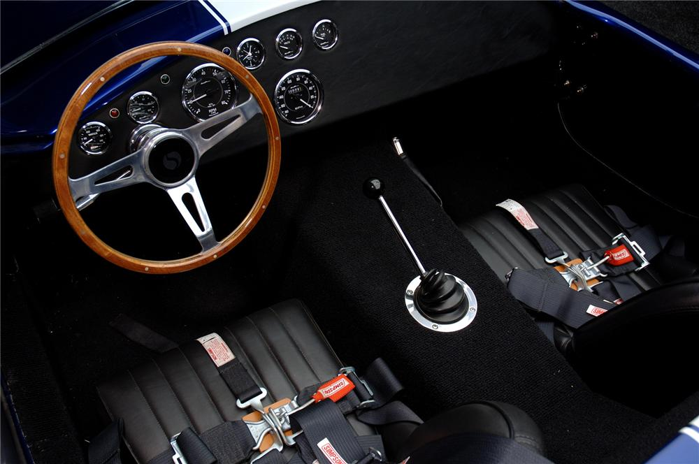 1965 FACTORY FIVE SHELBY COBRA RE CREATION ROADSTER 71923