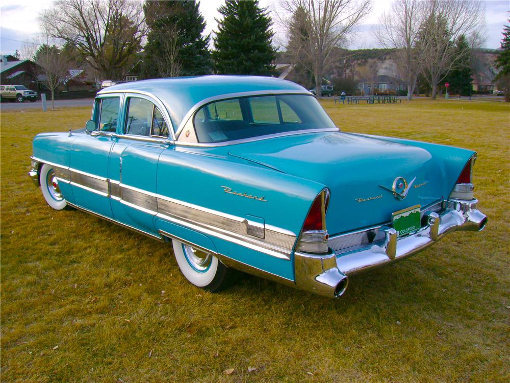 1956 PACKARD PATRICIAN 4 DOOR SEDAN81959